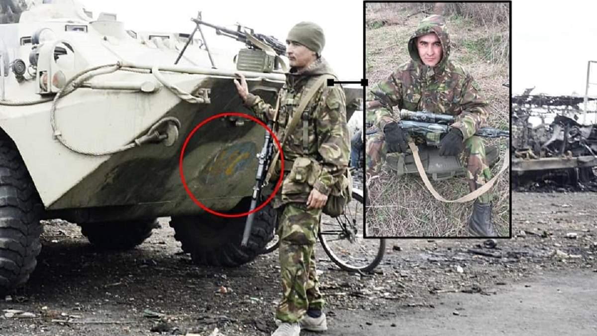 Російський кадровий військовий Рустам Файзуллін