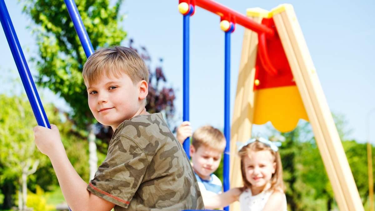 В Україні дозволили будівництво дитячих майданчиків на дахах будинків