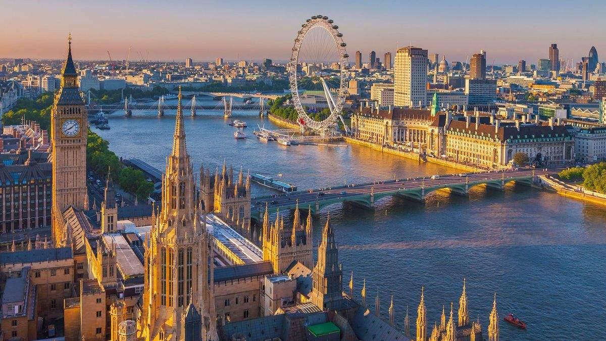 Рейтинг очолив Західний Лондон