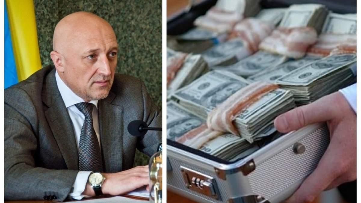 Корупція у Полтавській ОДА: розкрита масштабна злочинна схема