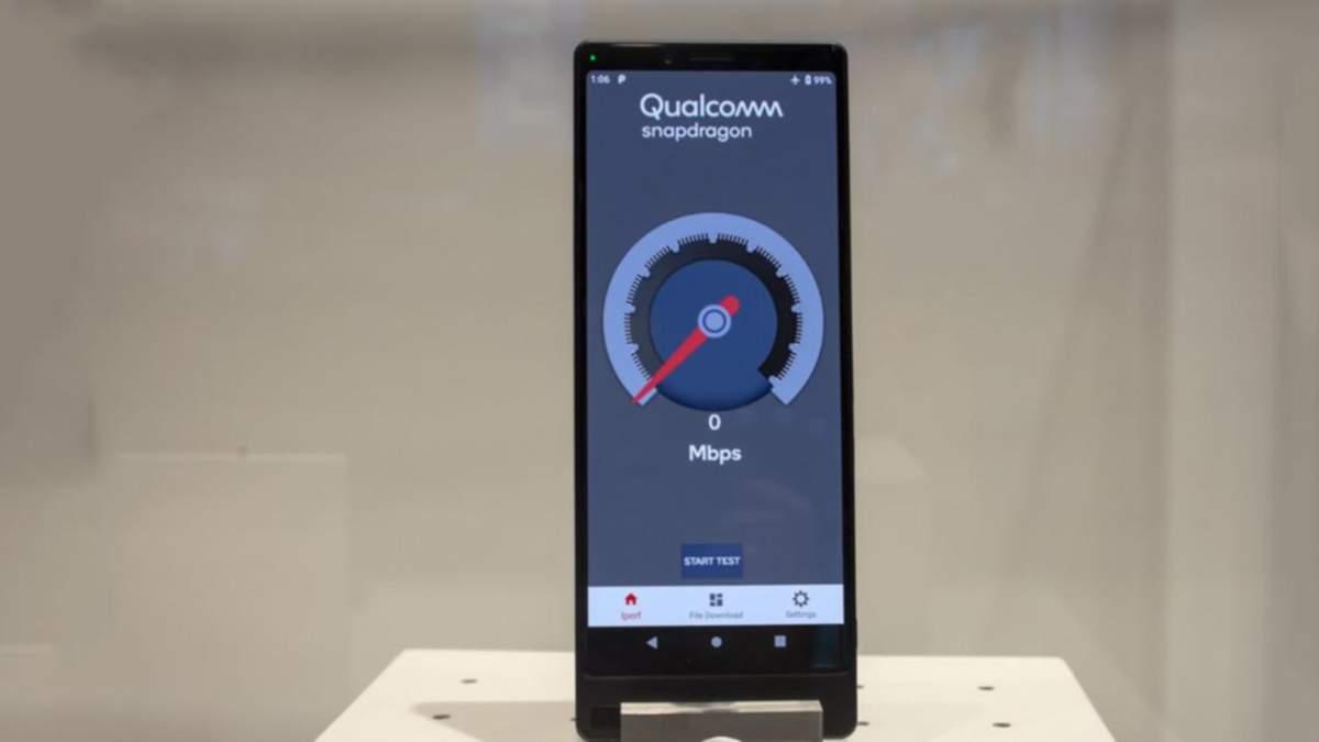 Sony показала свій перший  5G-смартфон