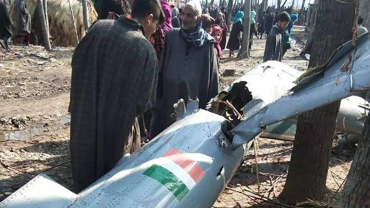 Пакистан знищив два військових літаки Індії
