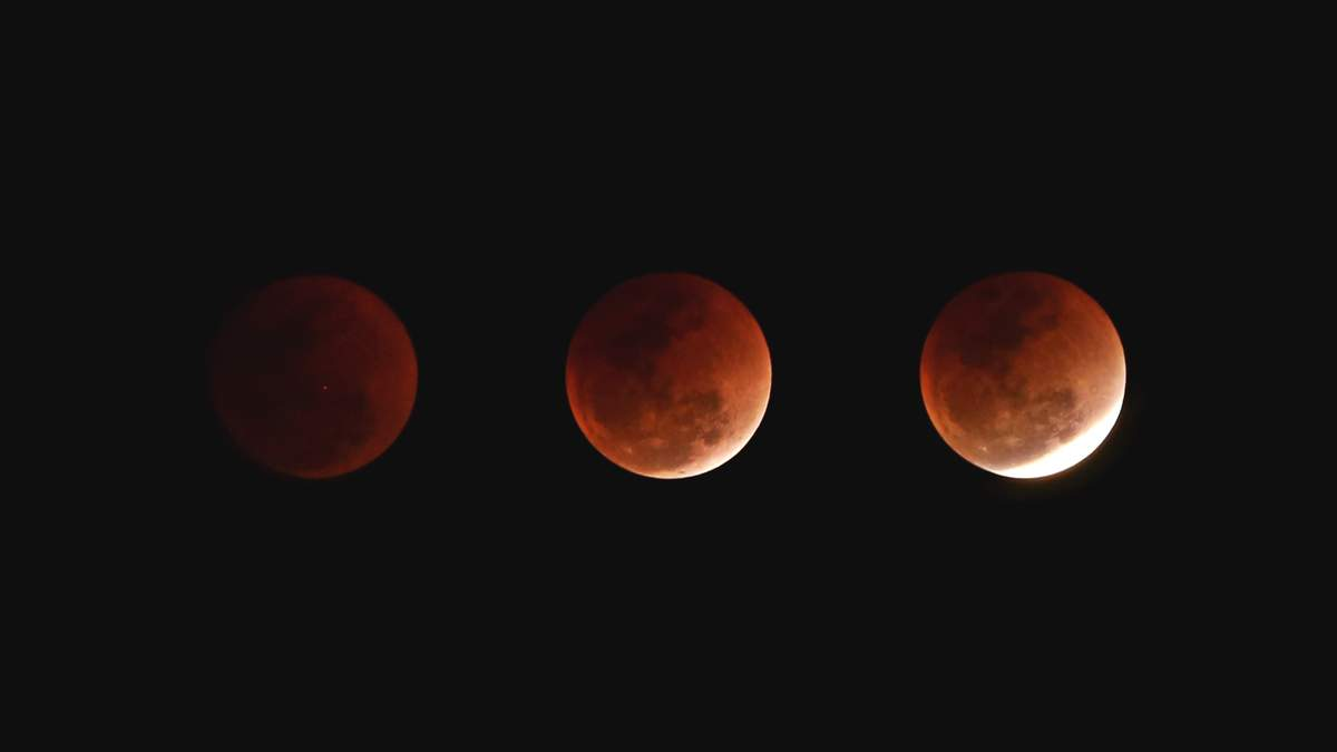 Лунный календарь март 2019 Украина - фазы луны в марте 2019