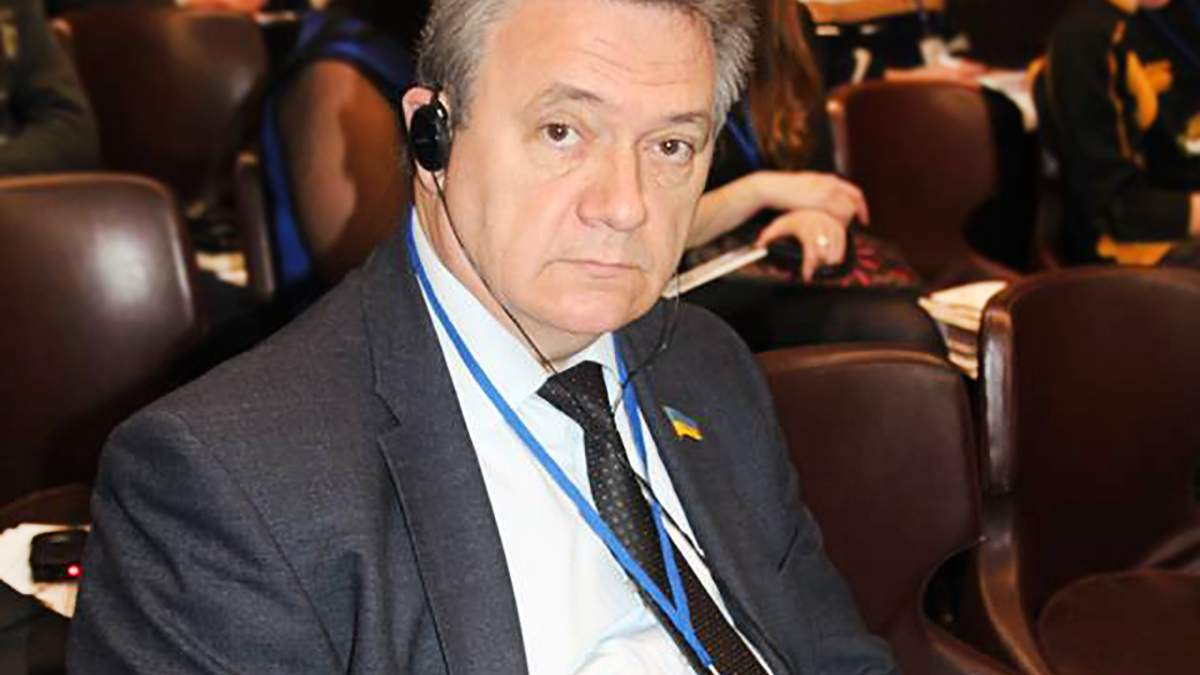 Хто такий Микола Габер: біографія кандидата у президенти