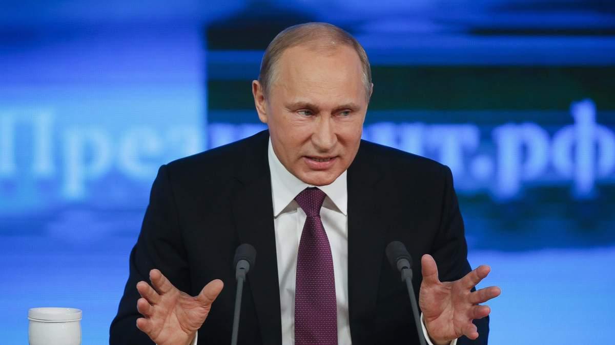 Експерти розповіли про тактику Путіна у Європі