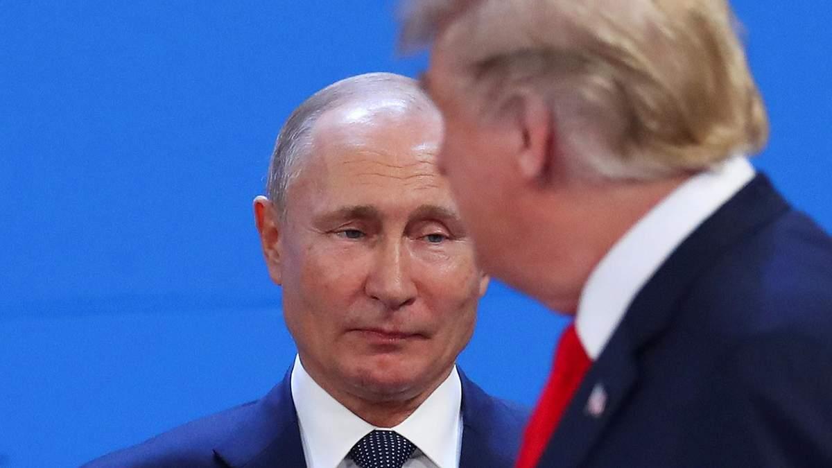 У Кремлі відреагували на вимогу США розкрити доходи Путіна
