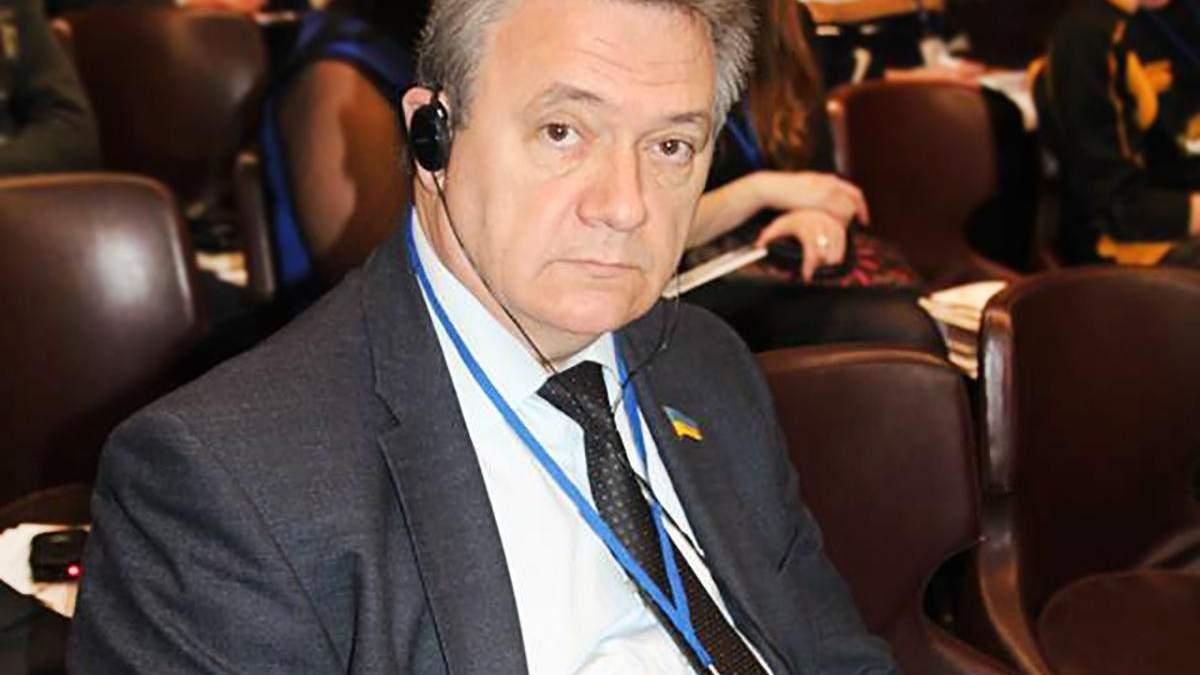 Кто такой Николай Габер: биография кандидата в президенты