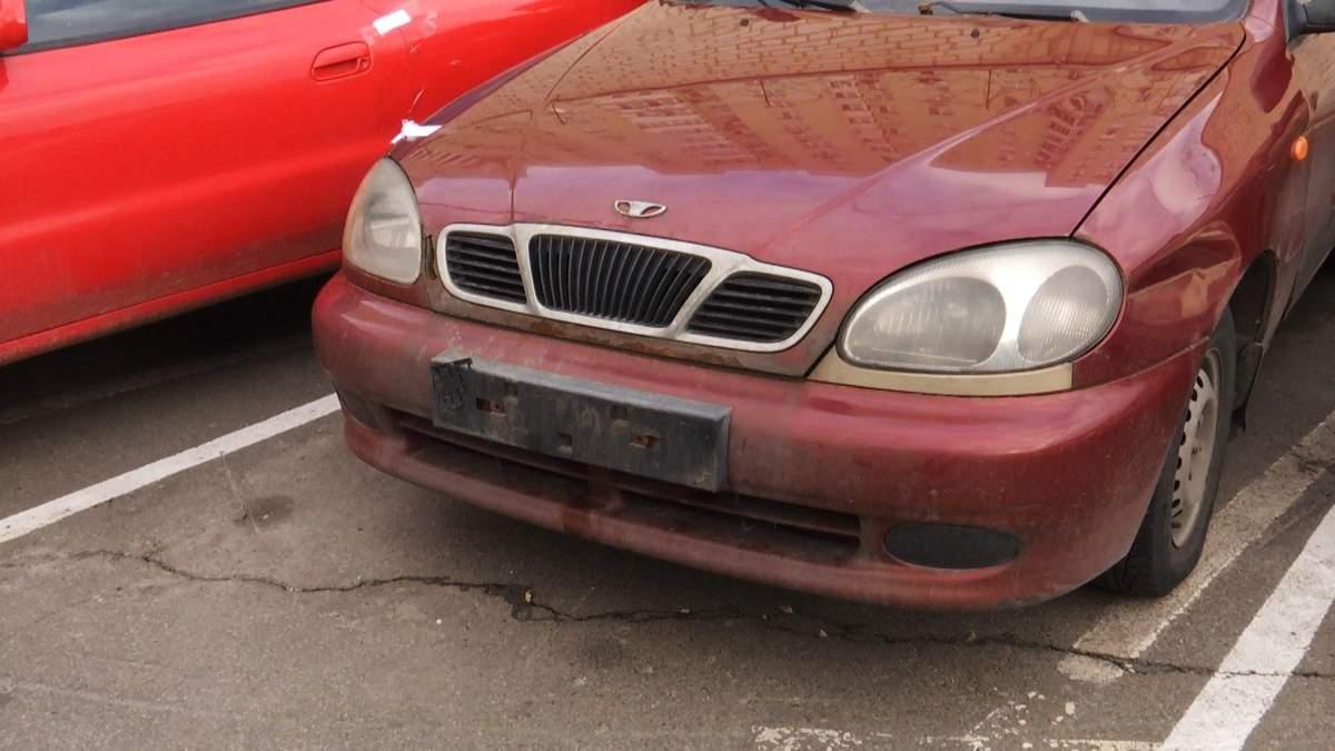 Под Киевом задержали группу преступников, которая годами похищала автомобили