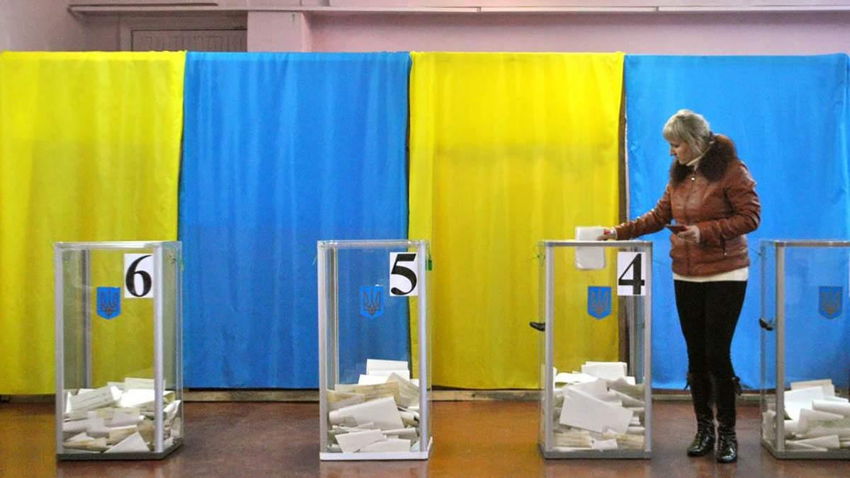 Понад 240  тисяч українців змінили місце голосування на виборах
