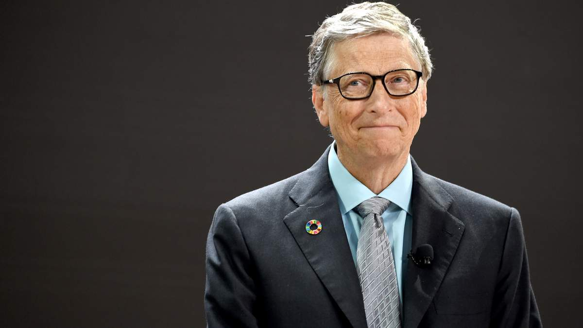 Одкровення Біла Гейтса: цікаві деталі