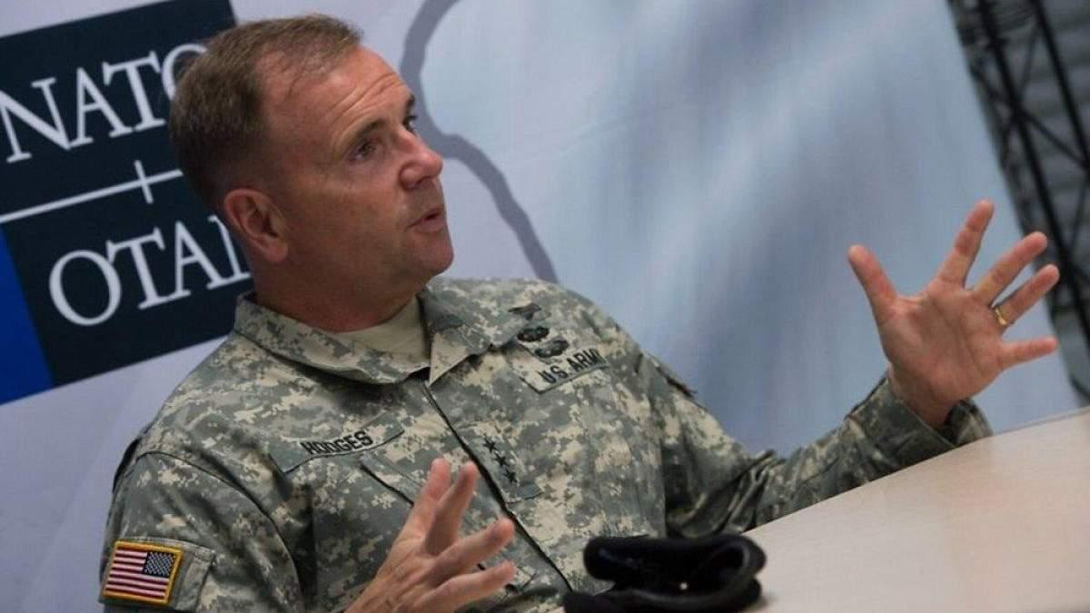 Это бред, – генерал США жестко раскритиковал страны НАТО из-за агрессии России в Украине