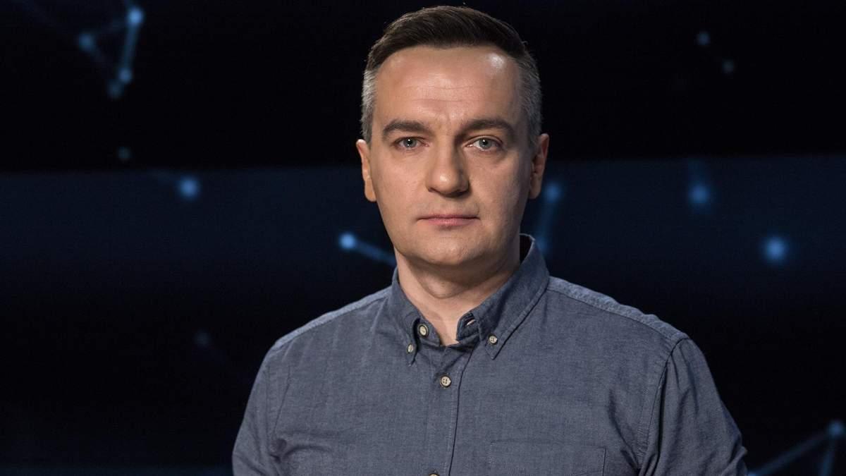 Дмитрий Гнап не будет кандидатом в президенты