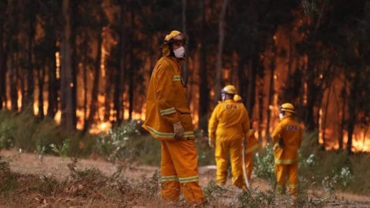 В части региона спасатели не могут справиться с пламенем