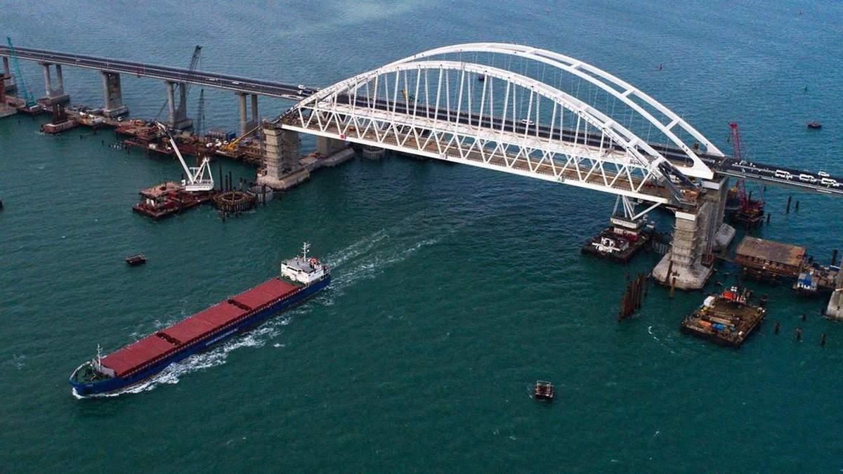 Україна готує новий прохід через Керченську протоку: реакція РФ та США