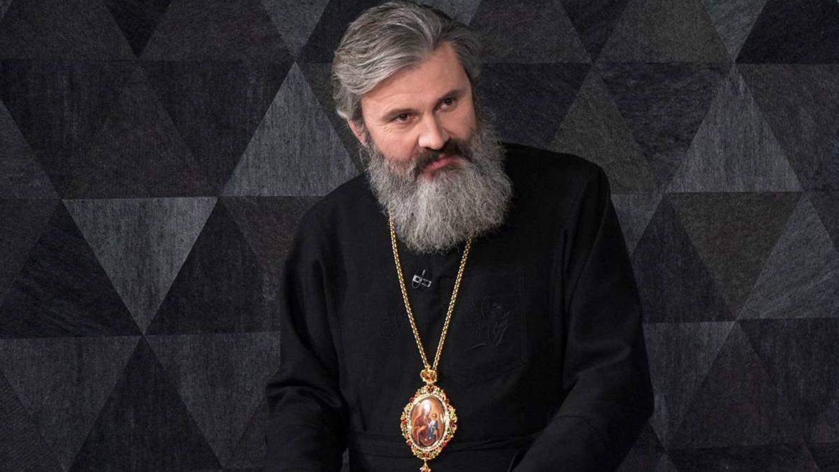 Архієпископа ПЦУ Климента затримали в окупованому Криму