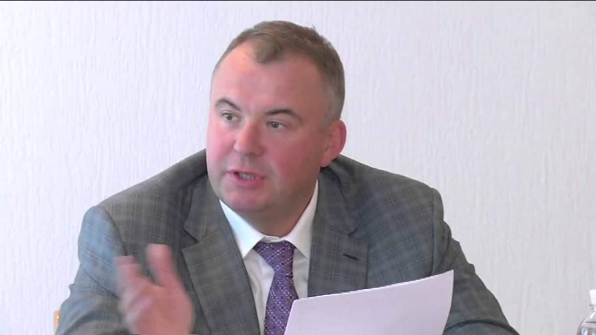 Гладковский уволен - Порошенко уволил Гладковского из СНБО