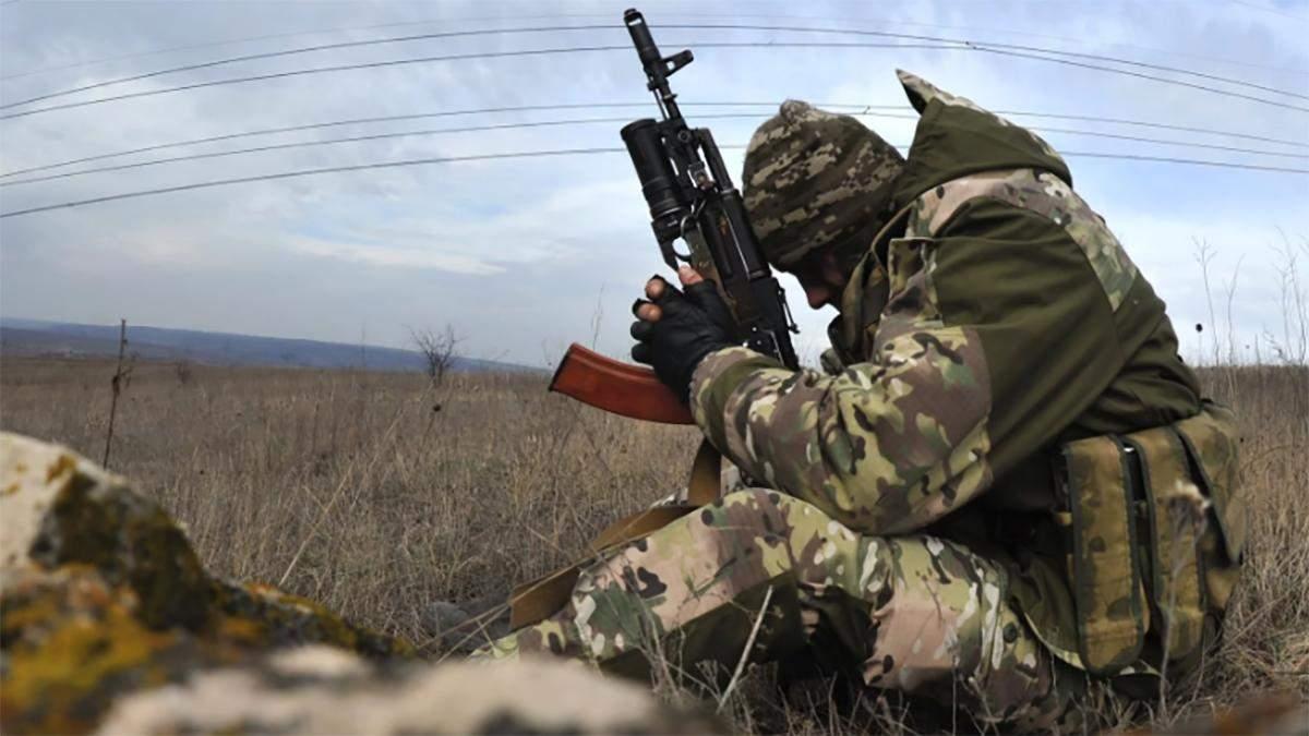 Окупанти вбили 20-річного українського військового на Донбасі