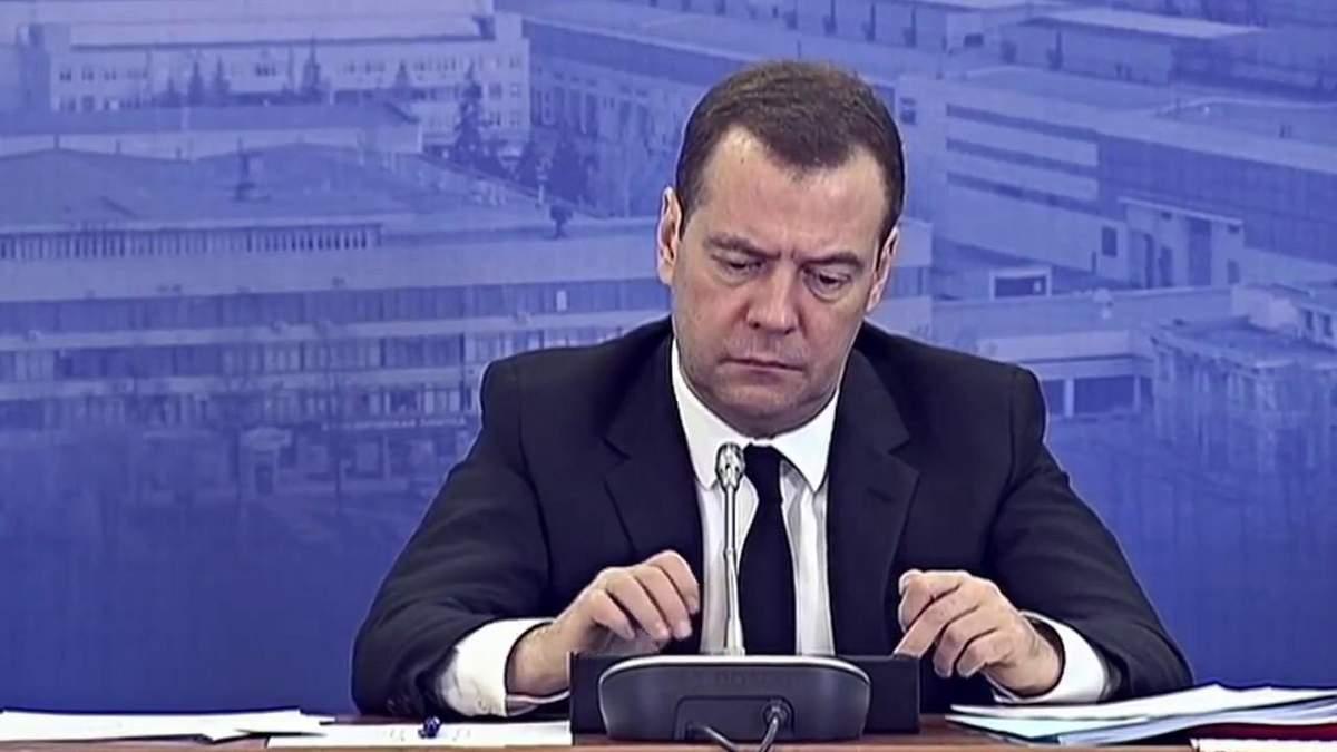 У Росії назвали умови збереження транзиту газу через Україну