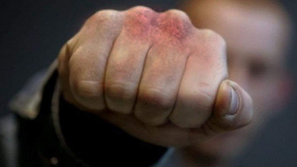 Жахливе вбивство на Борщагівці: фото