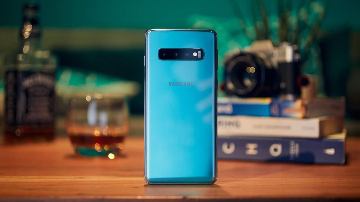 Samsung Galaxy S10 в Украине: характеристики, цена, фото