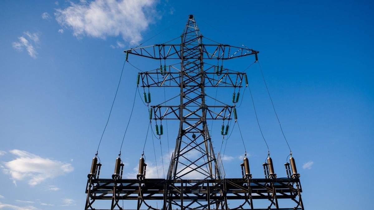 Украина наращивает поставки электроэнергии в ЕС