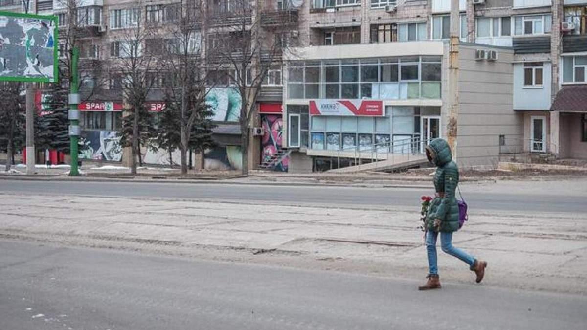 """Печальный праздник весны в """"ЛНР"""""""