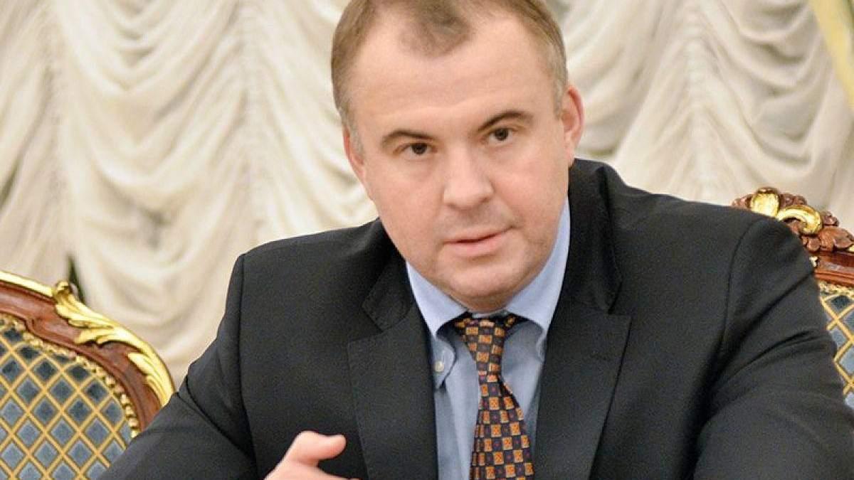 Порошенко звільнив Гладковськго з посади заступника секретаря РНБО