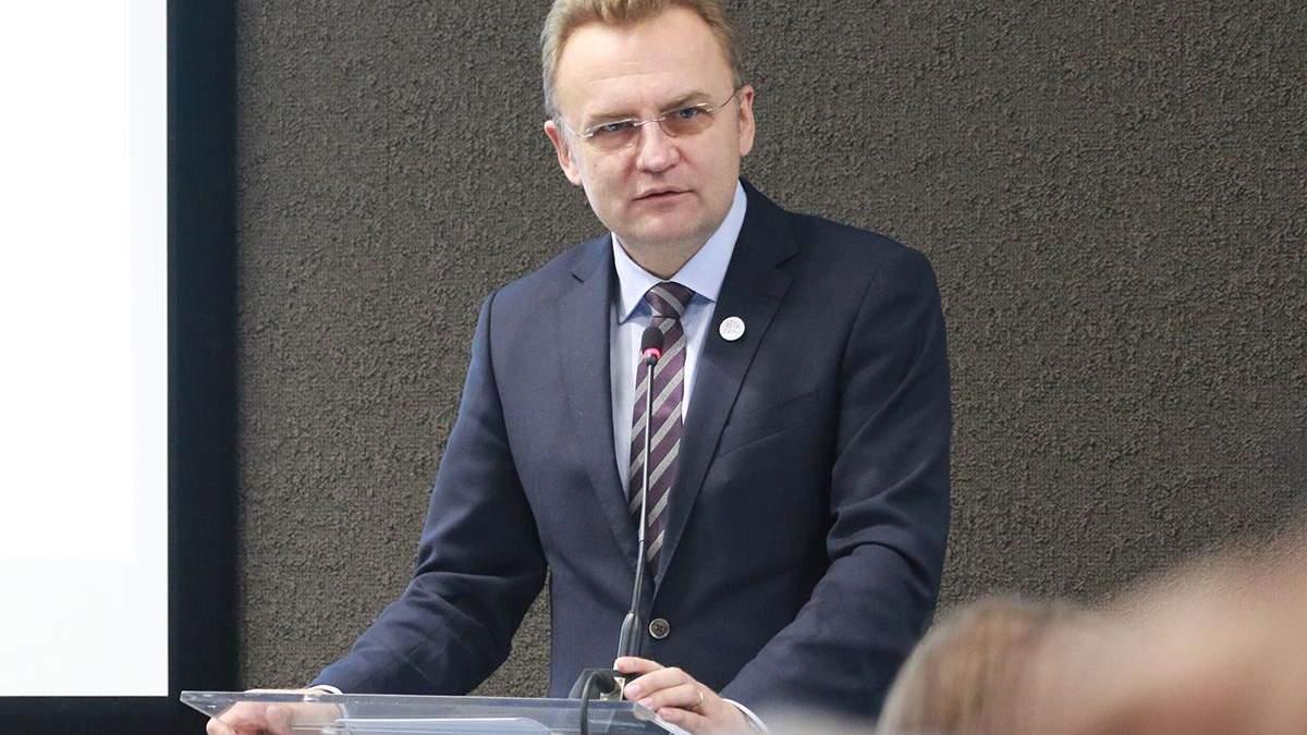 ЦВК зняла Садового з виборів президента України