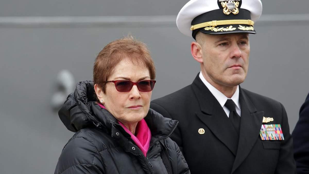 Мари Йованович, посол США в Украине