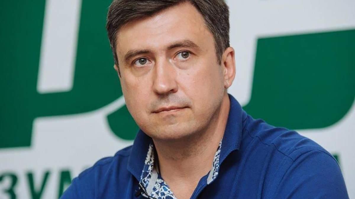 Кто такой Александр Соловьев - биография кандидата в президенты Украины