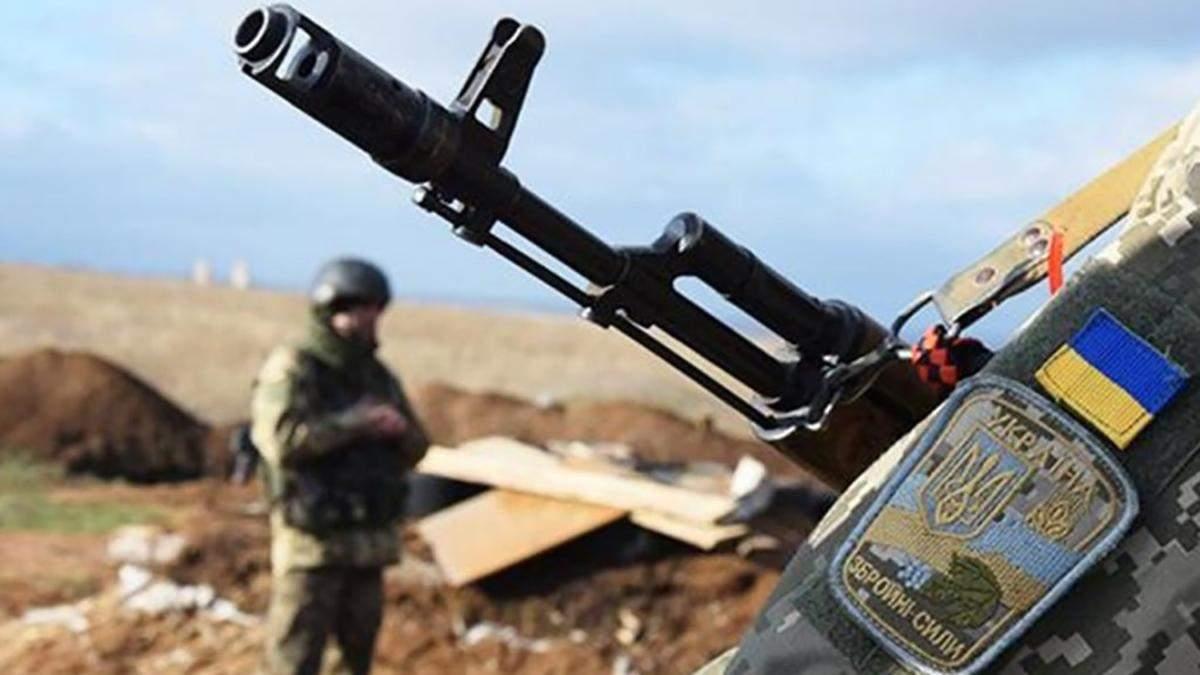 Окупанти поранили двох українських воїнів на окупованому Донбасі