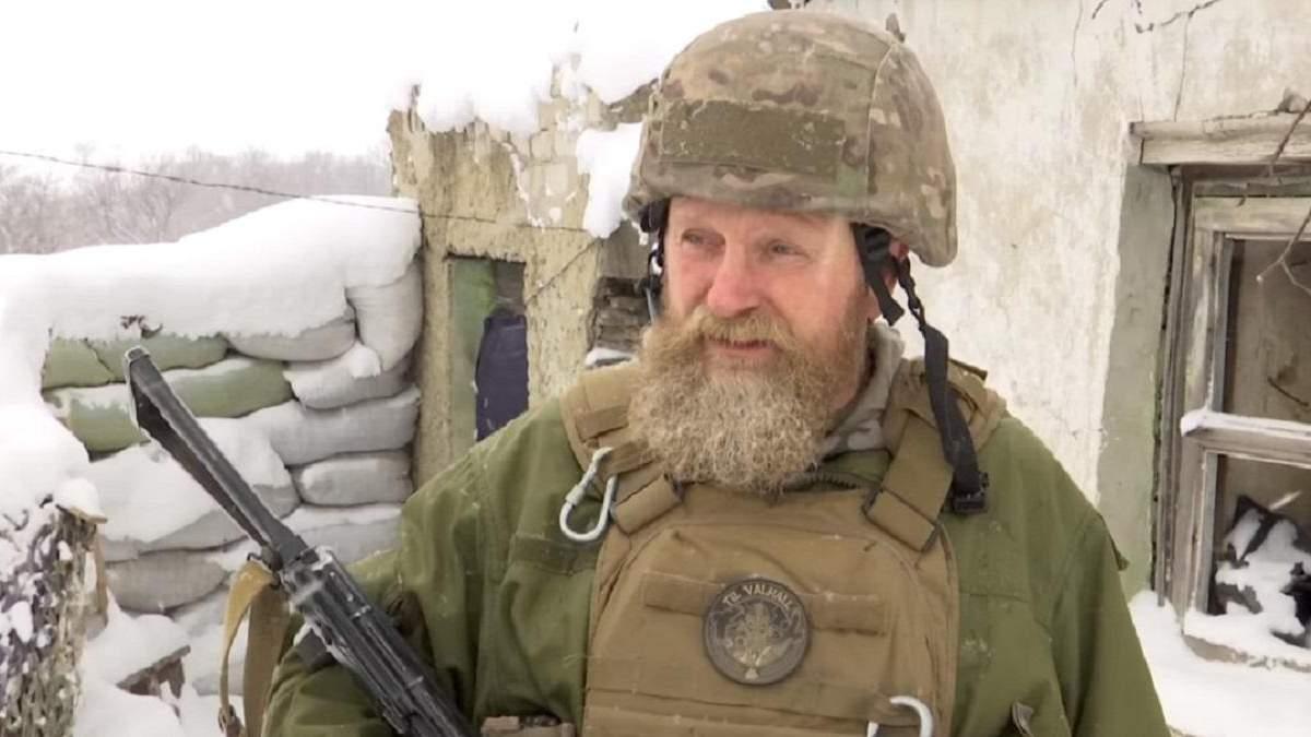 Краще війну на війні пройти, – історія батька п'ятьох дітей, який захищає Україну