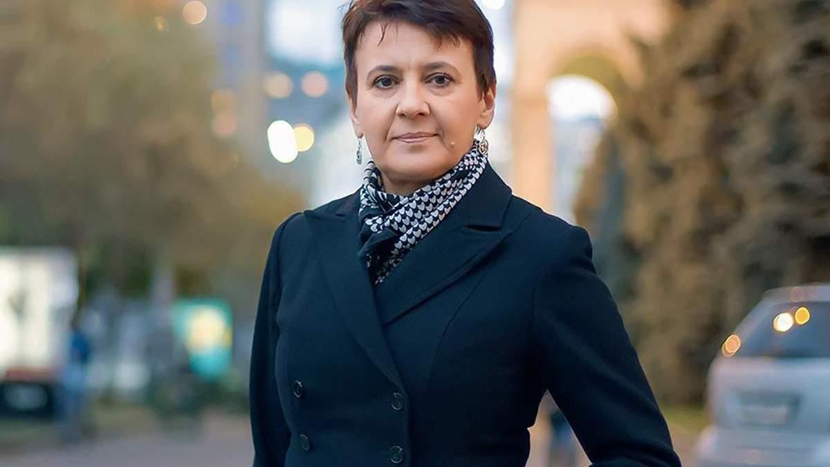 Оксана Забужко считает, что 8 марта нужно рассматривать прежде всего как День борьбы женщин за свои права