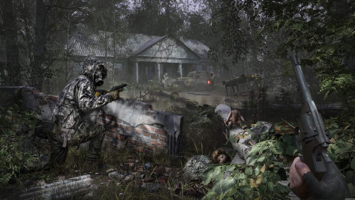 Chernobylite: сюжет, системні вимоги, трейлер