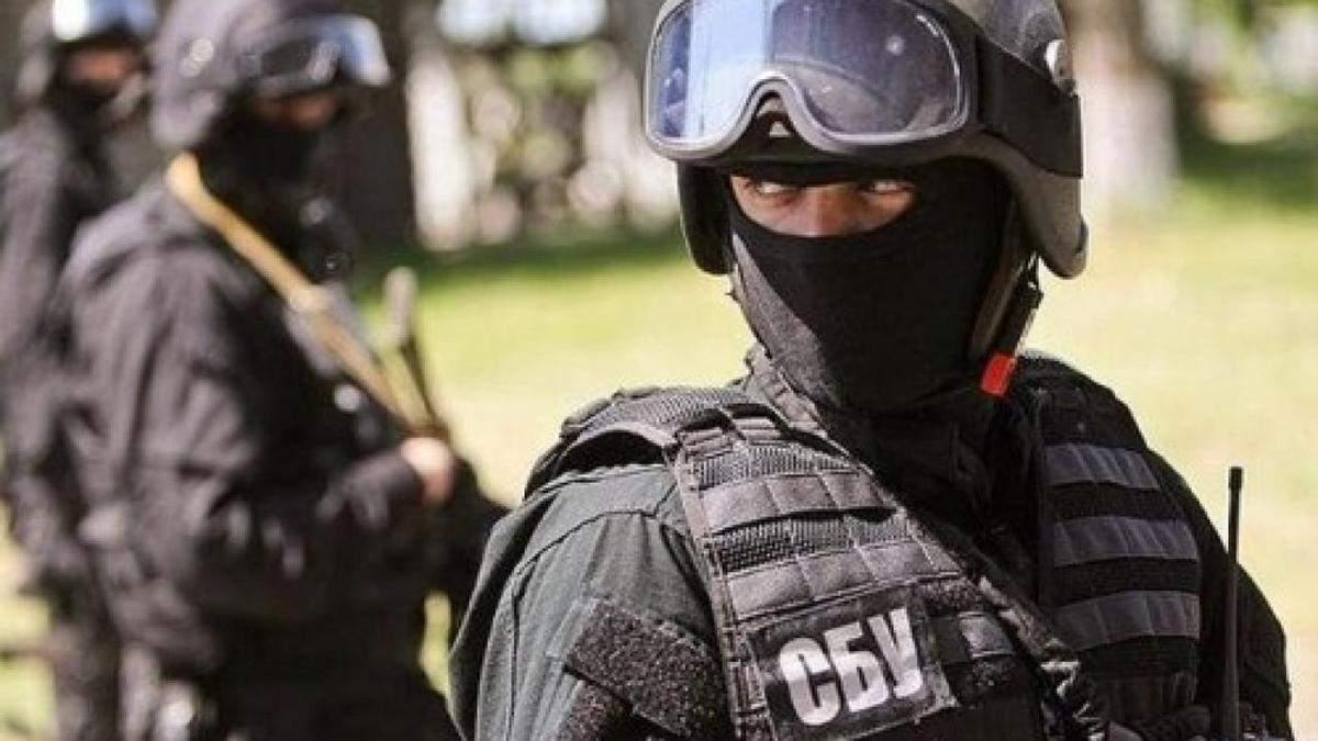 СБУ затримала харківського чиновника, який працював на ФСБ Росії