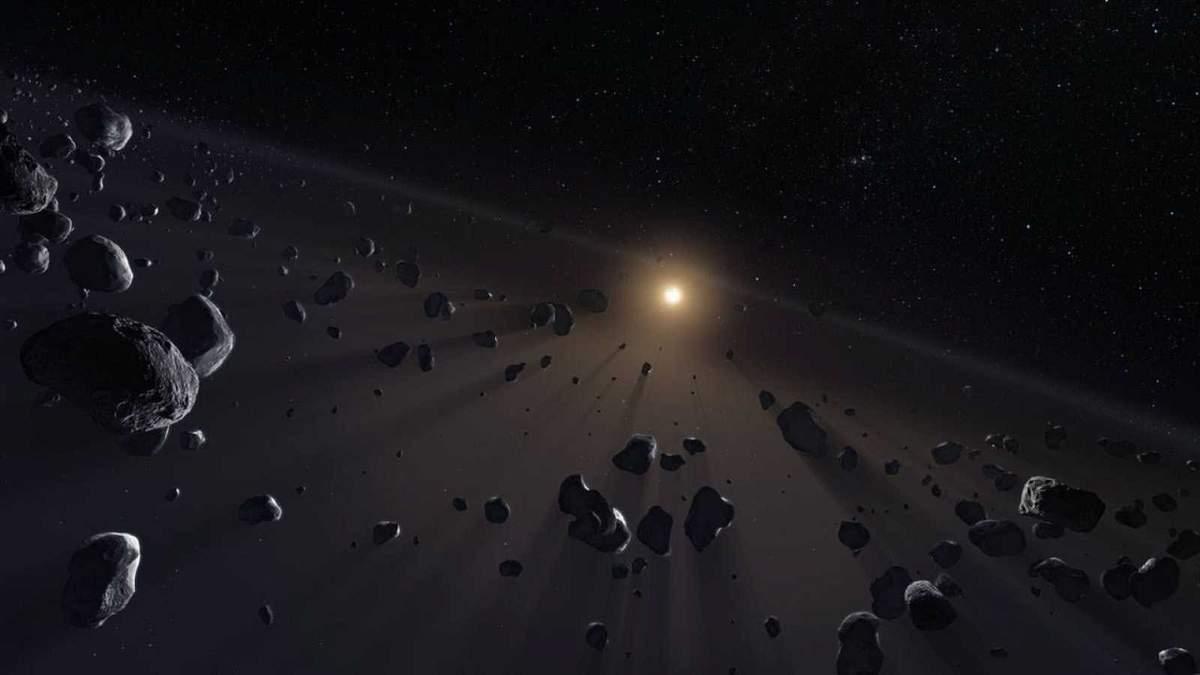 Як утворилась Сонячної системи