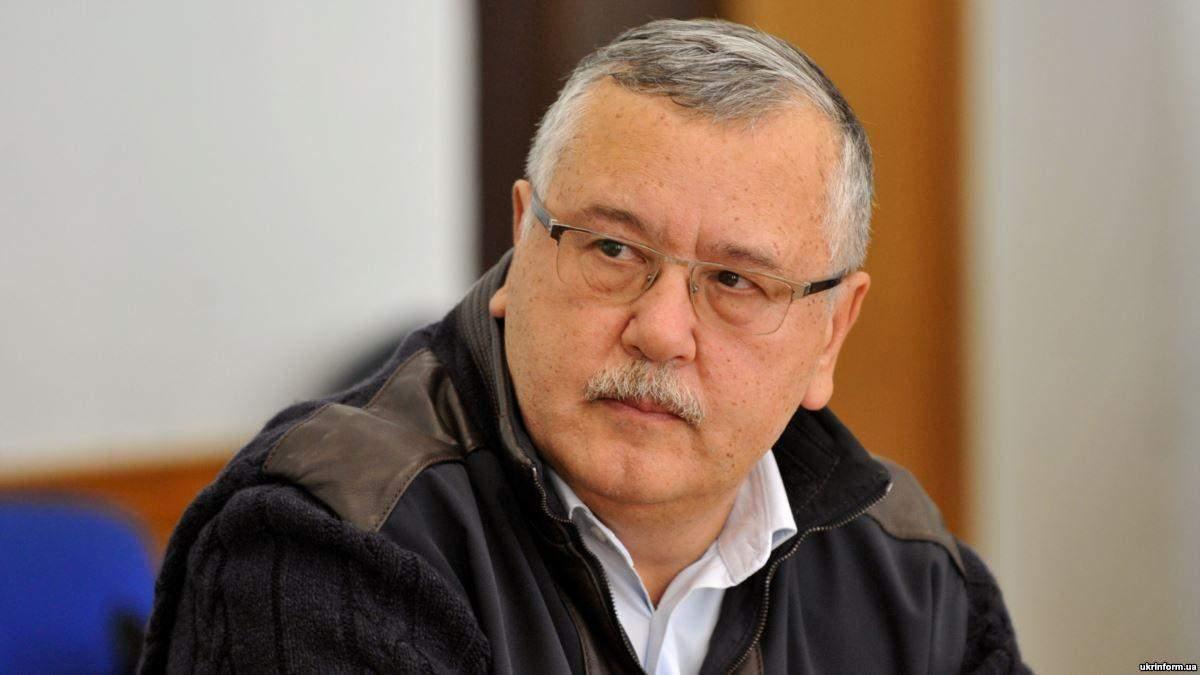 """Порошенко розуміє, що за це може піти під суд, – Гриценко про розкрадання в """"Укроборонпромі"""""""