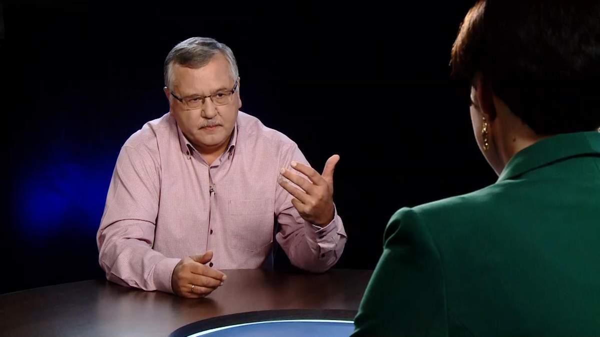Гриценко сказал, кого назначит министрами