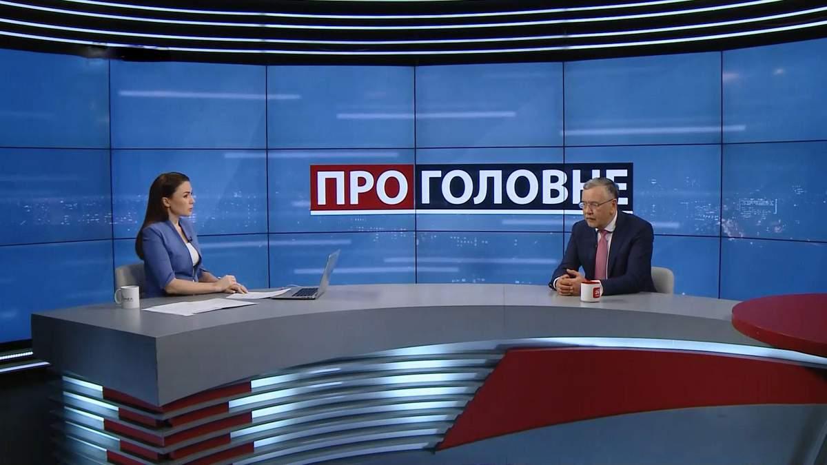 Путін насправді знає, скільки в Україні виробляється техніки, – Гриценко