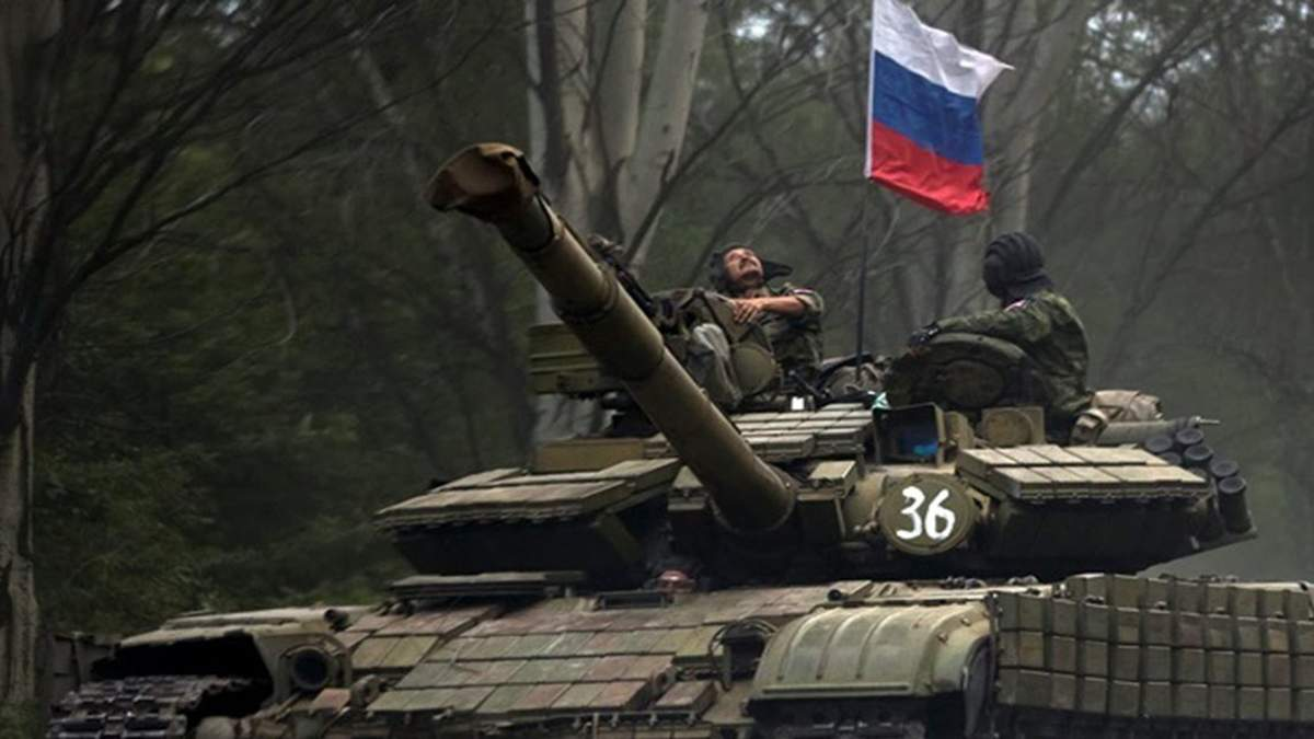Россия должна прекратить боевые действия на Донбассе