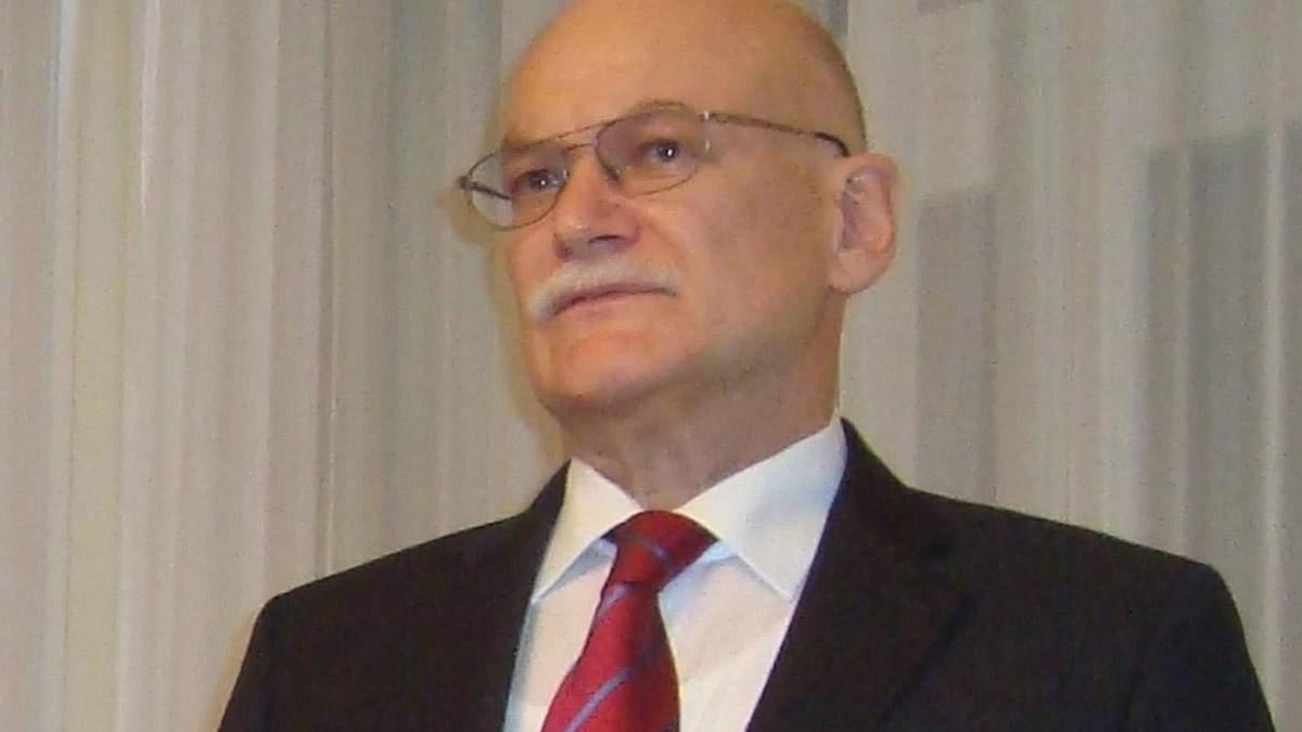 Російський посол у Словаччині Олексій Федотов