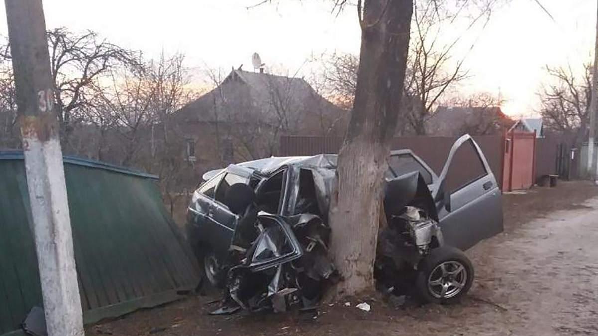 Під Києвом у ДТП загинуло 5 осіб
