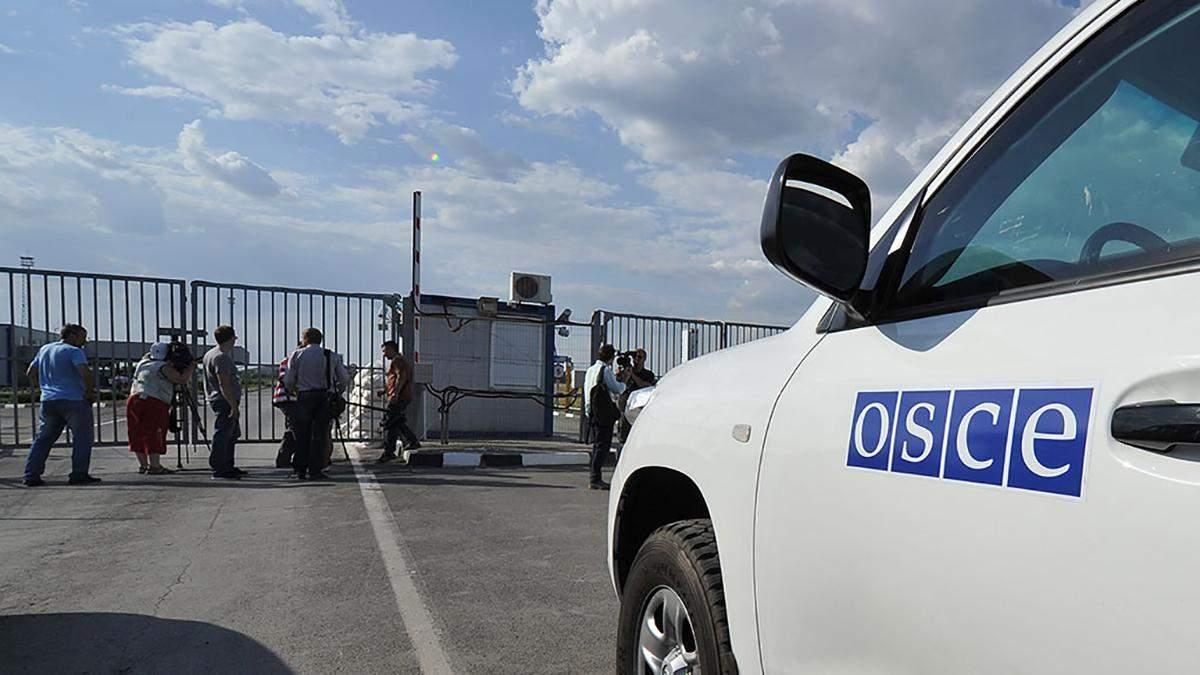 В ОБСЕ прокомментировали соглашение о перемирии на Донбассе