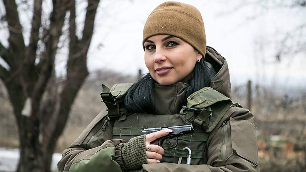 Жінки на фронті