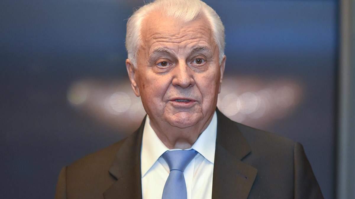 Кравчук оригинально поздравил женщин с 8 марта