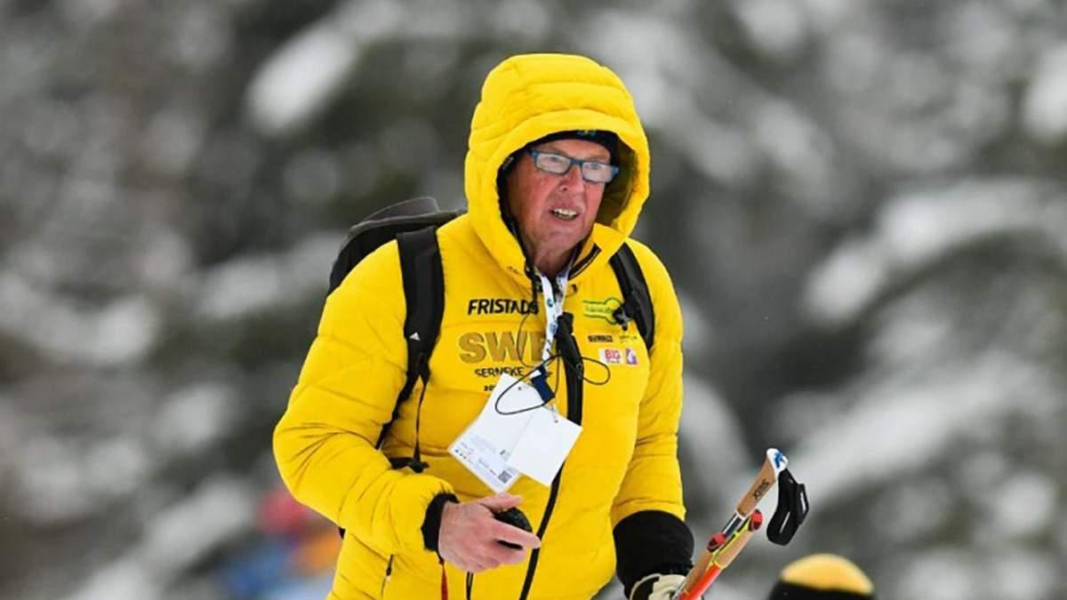 Тренер сборной Швеции по биатлону не выпускает спортсменов из отеля