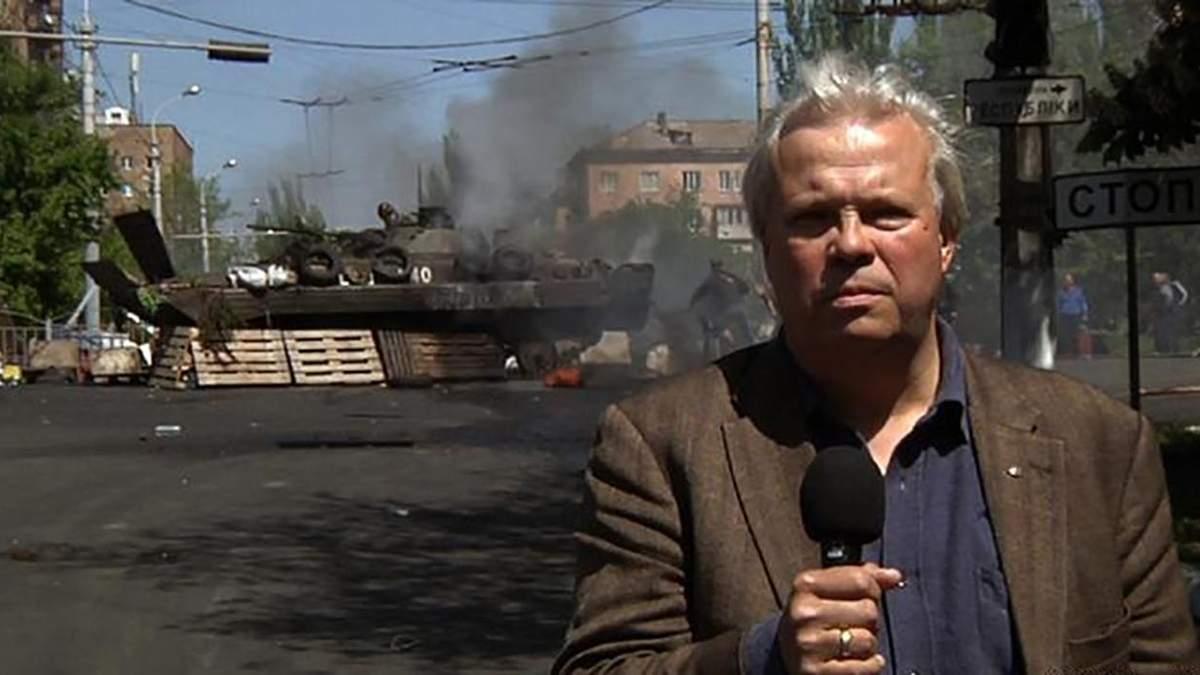 В Австрии разозлились из-за решения Украины относительно их пропагандиста Кремля
