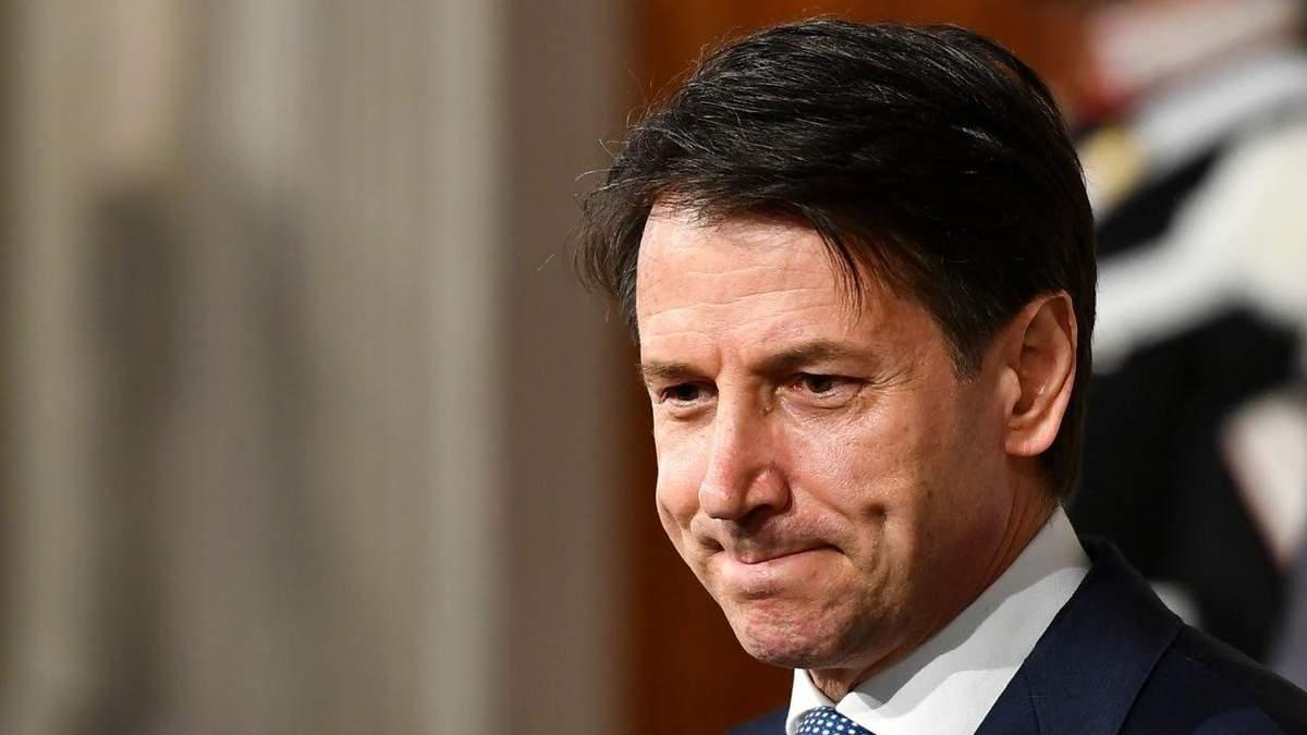 Италия работает над отменой санкций против России