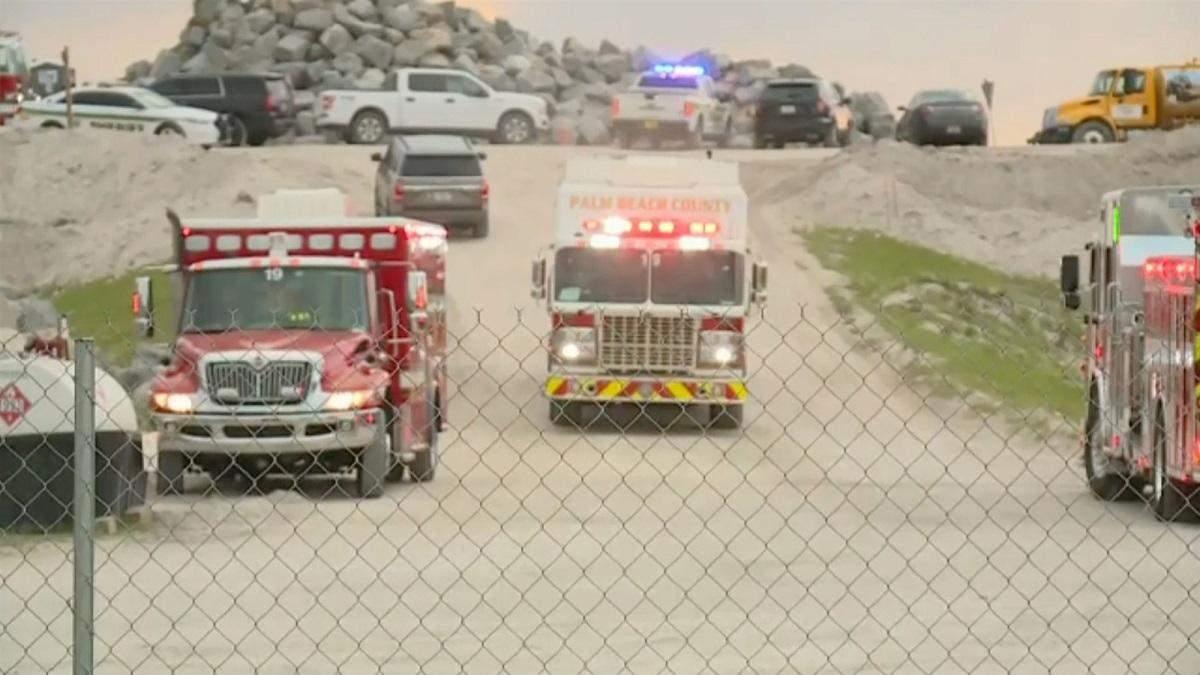 Пять человек погибли при крушении самолета во Флориде
