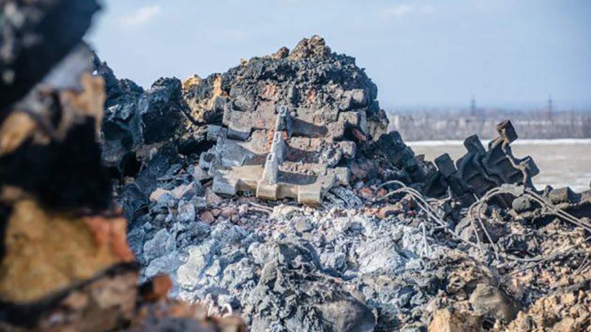 Украинские бойцы уничтожили позицию оккупантов на Донбассе: красноречивое фото